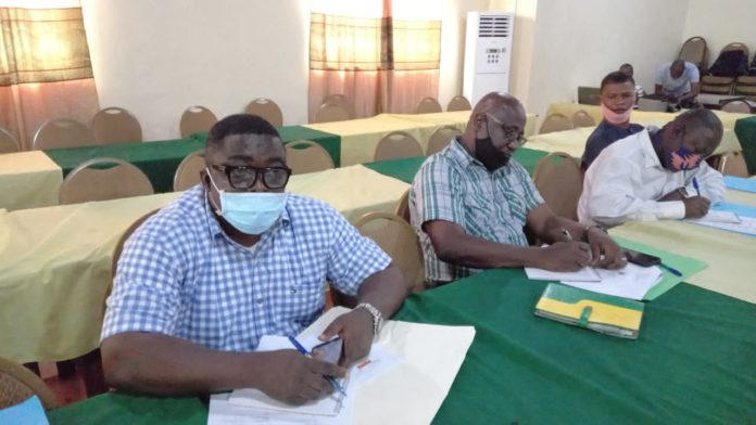 RRVCP HOLDS NSC MEETING