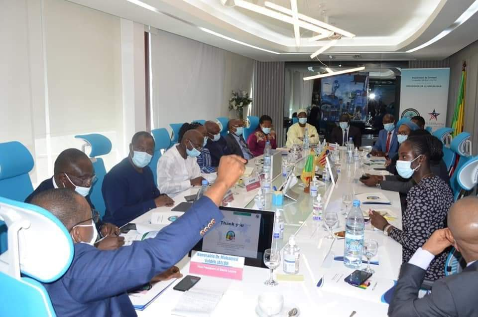 SENEGAL MCC EXPLAINS COMPACT PROCESSES AND IMPLEMENTATION TO SALONE DELEGATION